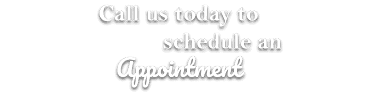 Call us for an appointment